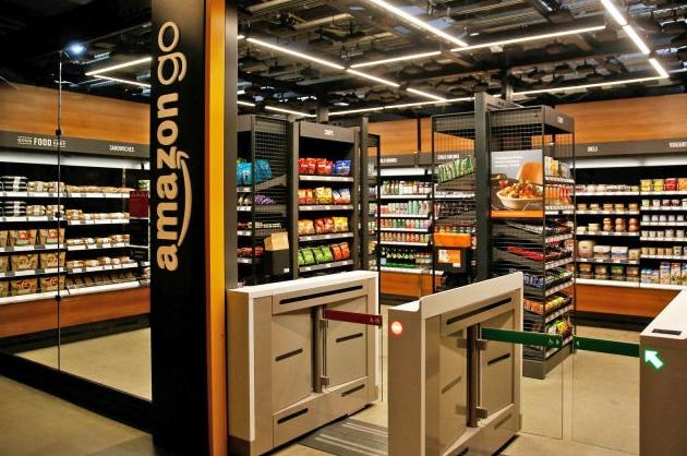 亚马逊计划将无人商店技术授权给其他零售商