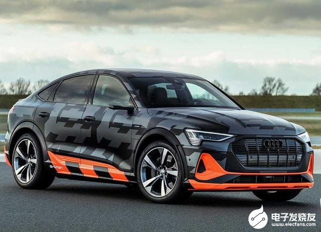 奥迪轿跑SUV线上发布,百公里加速只要4.5秒