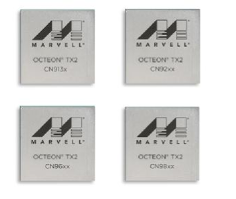 Marvell launches OCTEON TX2 product family