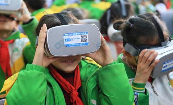 虚拟现实+教育,解锁教育行业的新模式