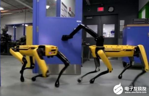 物流機器人Handle 是波士頓動力第二個(ge)走向(xiang)商...