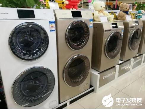 受疫情影响之下 除菌洗衣机成为了一抹亮色杀出重围
