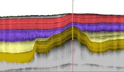 加速度傳感器在地層檢測中的應用
