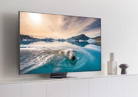 三星公布2020年QLED电视产品线,都将采用有源语音增强功放器