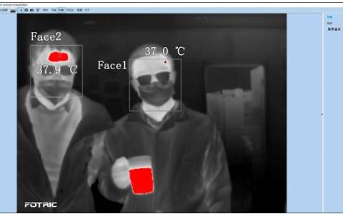 全自动红外体温筛查仪背后的技术知识