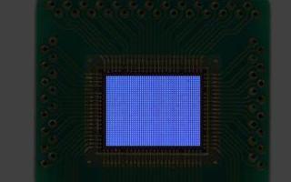 Plessey新推一款无源矩阵Micro LED显示器
