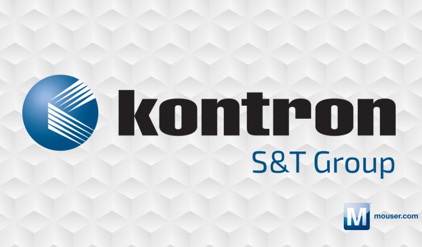 贸泽电子与Kontron签署合作协议 备货各种K...