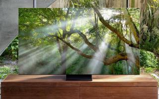 三星推出全球首款采用Wi-F 6的8K QLED智能电视