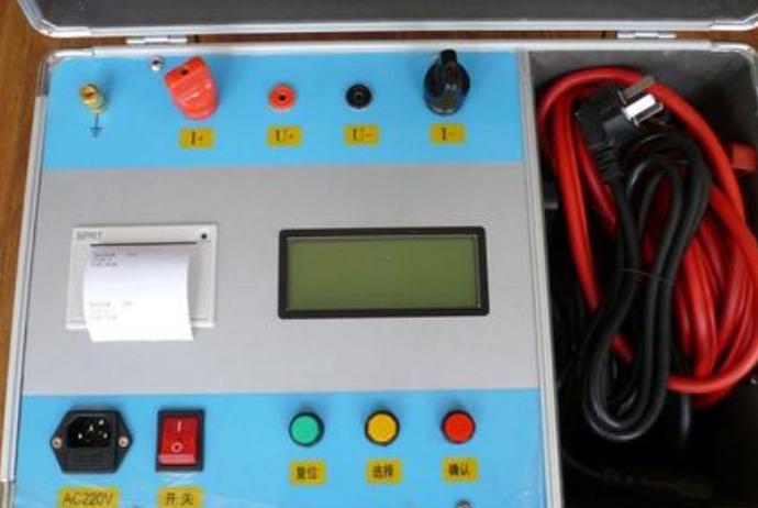 开关回路电阻测试仪的技术参数