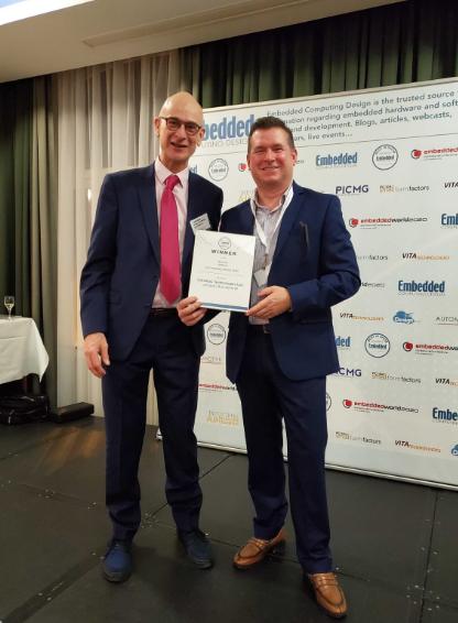 UltraSoC的Bus Sentinel硬件网络安全硅知识产权(IP)荣获安全技术奖项