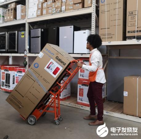 格兰仕品牌冰箱逆势出口 销量不断上涨