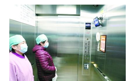 首创AI语音电梯在北京海淀医院试运行