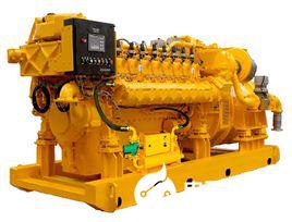 燃气发电机中的液位传感器的作用是什么