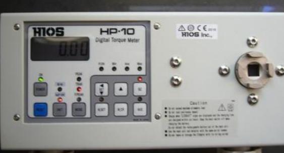 扭矩测试仪的产品特点与技术参数