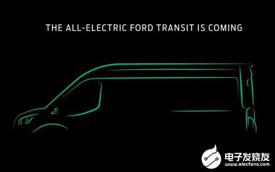 福特欲推全順純電動版車型 加入了智能科技輔助駕駛...