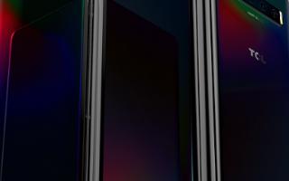 TCL首款折叠屏手机用三折屏,可实现向内、向外两种折叠方式