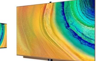 华为智慧屏V65尊爵版能实现四方同时进行视频通话,现售价7999元