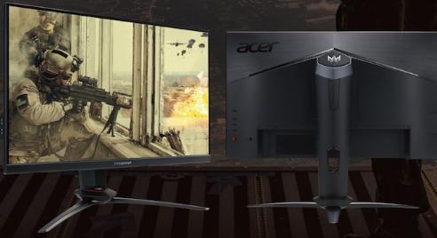 宏碁发布两款尺寸的掠夺者显示器,采用Fast IPS面板