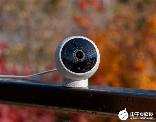 小米智能摄像机标准版开售 售价99元