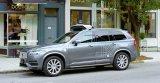 优步自动驾驶测试车路测许可证恢复