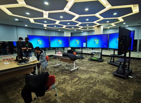 北京联通利用5G网络极大的提高了新冠疫苗的研发工作效率