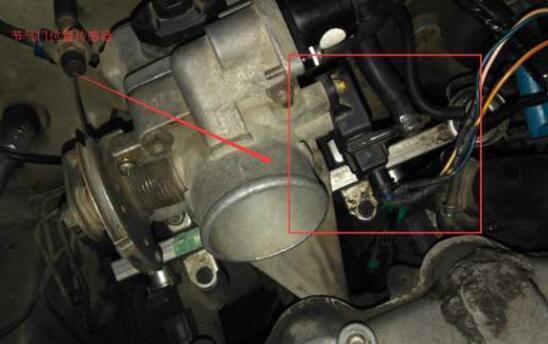 节气门位置传感器坏了有什么现象