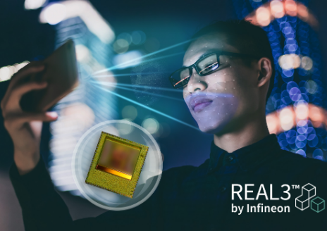 英飞凌的REAL3 ToF传感器将首次在5G手机上实现视频bokeh功能
