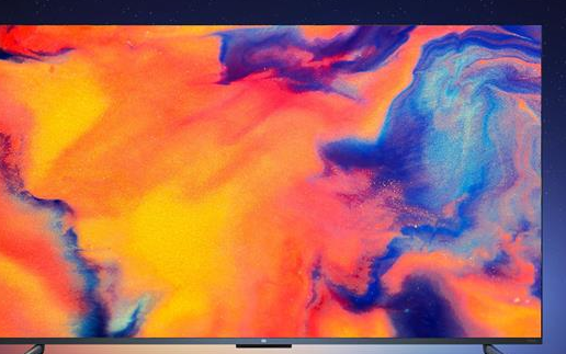 小米首款75英寸量子點電視正式進軍高端萬元市場