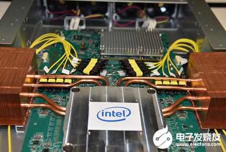 Intel一体封装光学以太网交换机针对超大规模数据中心进行了优化