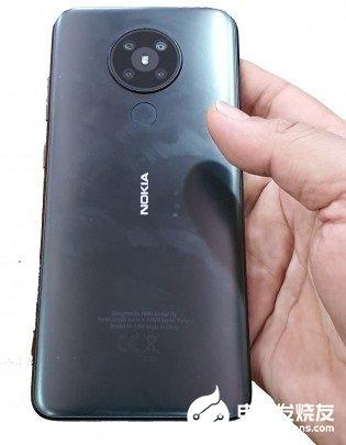 诺基亚5.3手机即将发布,采用6.55英寸18.5:9比例的现显示屏