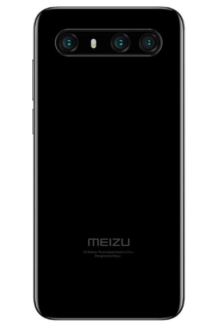魅族17最新渲染图曝光,后置条形横排三摄方案设计