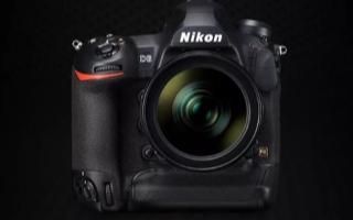 尼康FX格式数码单反相机D6延期上市,市场售价人民币44800元