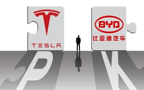 超过比亚迪,特斯拉成为中国新能源汽车产量榜首