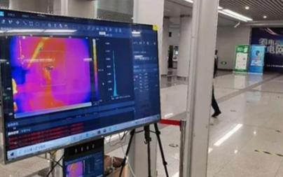 智慧医疗冲向前线,5G+红外测温实现精准测量