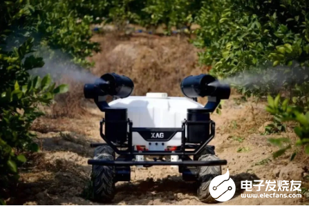 疫情下的春耕 智能機器人正在成為我國農業創新的風口