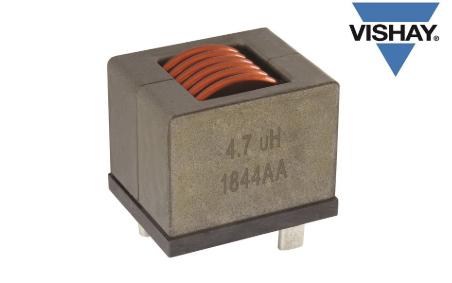 Vishay推出一款新型IHDM汽車級邊繞通孔電...