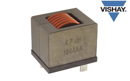 Vishay推出一款新型IHDM汽车级边绕通孔电感器