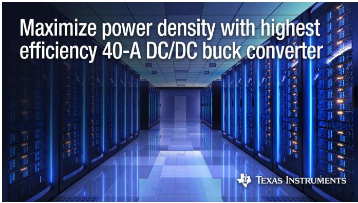 德州仪器推出业界首款可堆叠多至四个集成电路的新型...