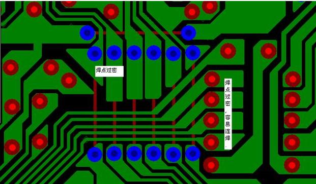 PCB设计焊点过密的优化方式解析
