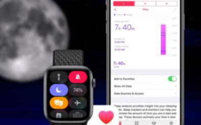 Apple Watch将支持儿童模式以及睡眠监测