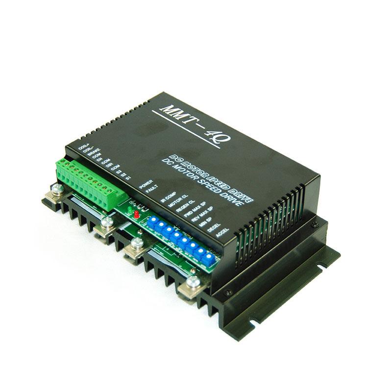 低压直流电机调速器24v 2kw直流马达控制器