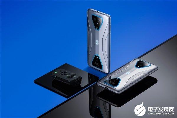 黑鲨游戏手机3 Pro宣布开售时间延期至3月27日