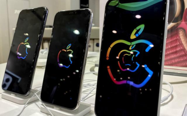 2月iPhone在中国销量仅49万部 同比下滑60%