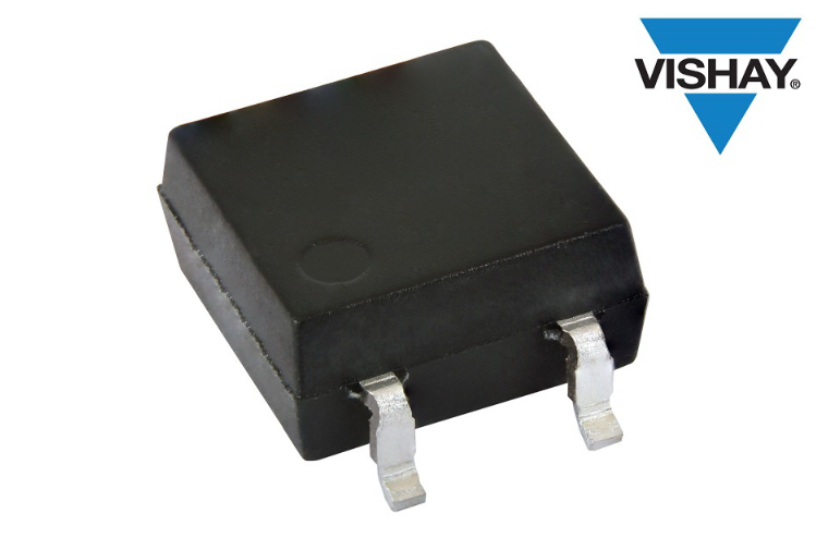 Vishay Introduces New SOP-4 Phototransistor Coupler