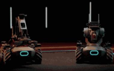 大疆編程機器人上市,可外掛大量模塊還能教編程