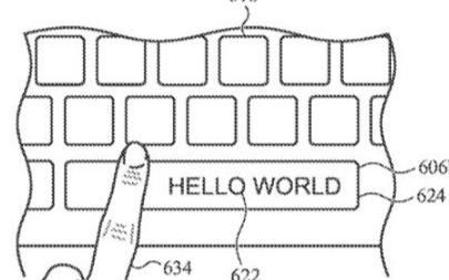 MacBook Pro触控板或会拥有类似Touch Bar的显示屏