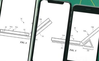 苹果已研发出不会弯曲屏幕的可折叠iPhone