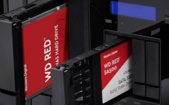 Western Digital将通过新驱动器来提高NAS性能