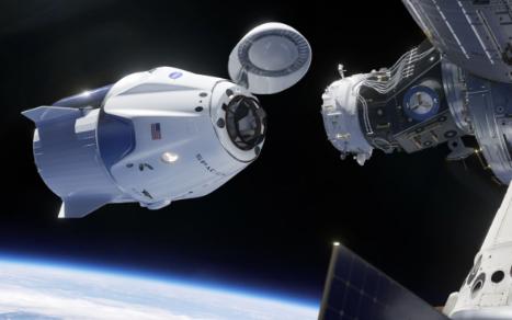 SpaceX今年五月份实行商业人员载人飞行计划