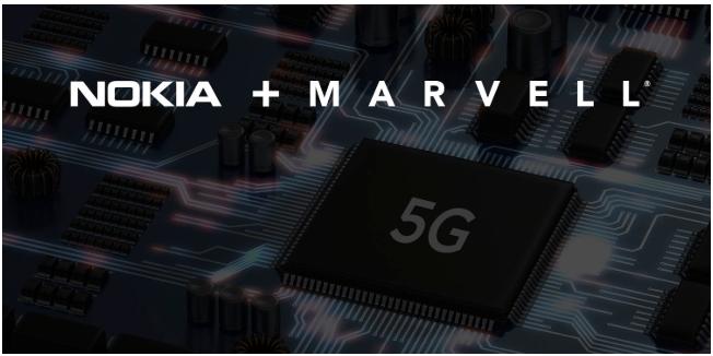 诺基亚与Marvell达成合作 将共同推动领先的5G多路无线接入技术创新